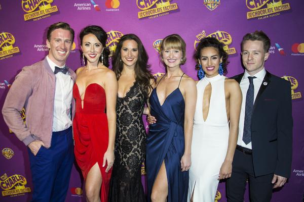 Stephen Carrasco, Kristen Piro, Robin Masella, Amy Quanbeck, Yesenia Ayala and Mikey Winslow