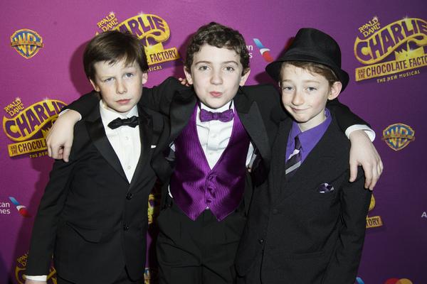 Jake Ryan Flynn, Ryan Sell and Ryan Foust Photo