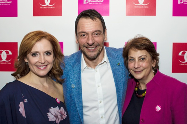Tricia Brouk, Daniele Kucera, and Nancy Young