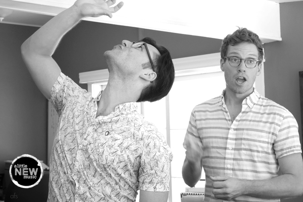 Photo Flash: A LITTLE NEW MUSIC Returns To The Catalina Tonight With Host Barrett Foa