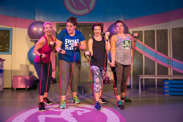 Photo Flash: First Look at  WAISTWATCHERS THE MUSICAL! at Regent Theatre