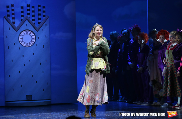 Photo Coverage: The Factory is Open! CHARLIE AND THE CHOCOLATE FACTORY Company Takes Opening Night Bows!