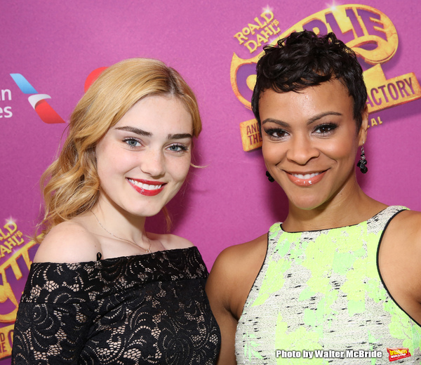 Meg Donnelly and Carly Hughes Photo