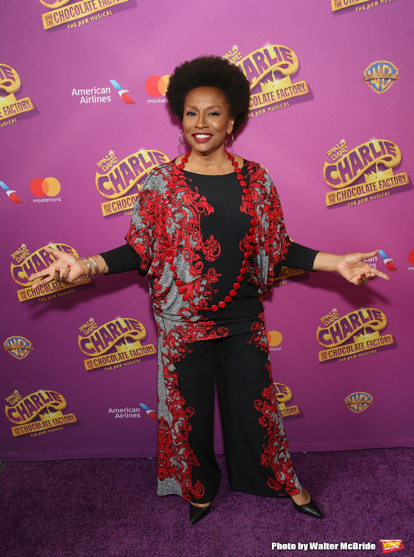 Photo Coverage: On the Purple Carpet for Opening Night of CHARLIE AND THE CHOCOLATE FACTORY