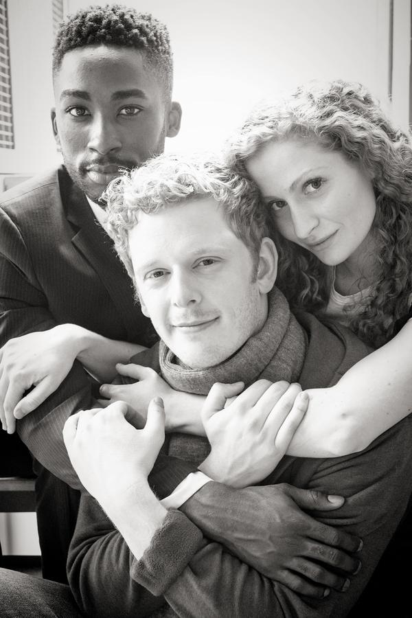 Jordan Shaw, Chris Jenkins, and Gillian Saker