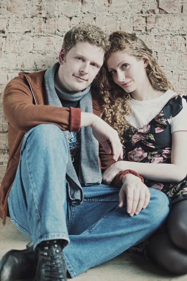 Chris Jenkins and Gillian Saker