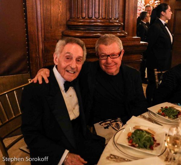 Norman Horowitz & Daniel Libeskind Photo