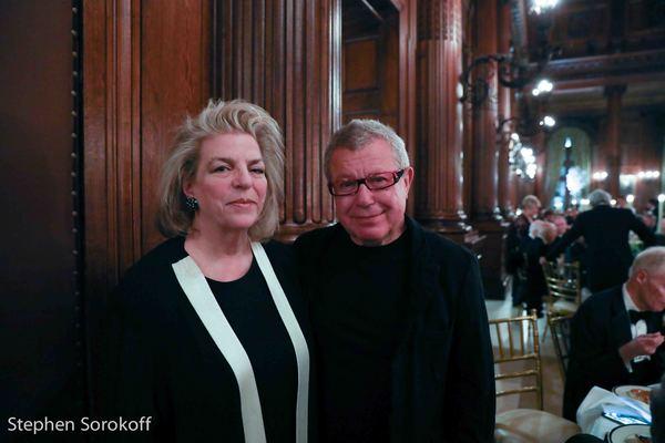 Josephine Himsing & Daniel Libeskind Photo