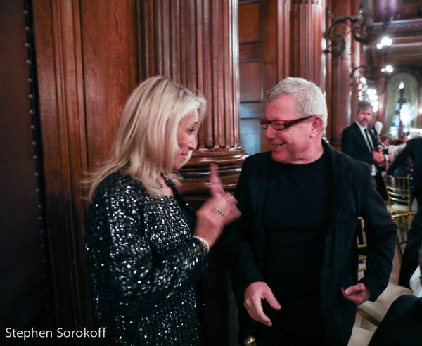 Eda Sorokoff & Daniel Libeskind Photo