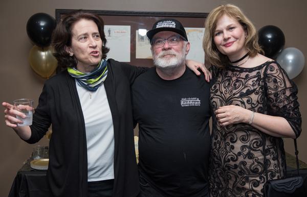 Jane Dubin, Patrick Blake, Cate Cammarata