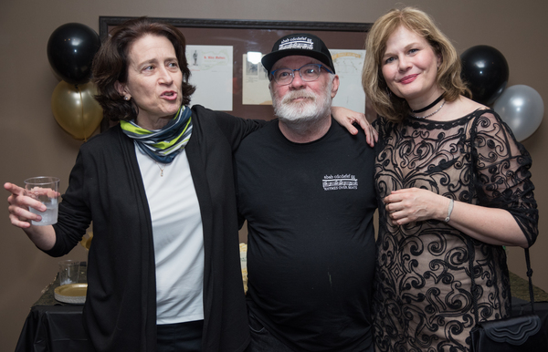 Jane Dubin, Patrick Blake, Cate Cammarata Photo
