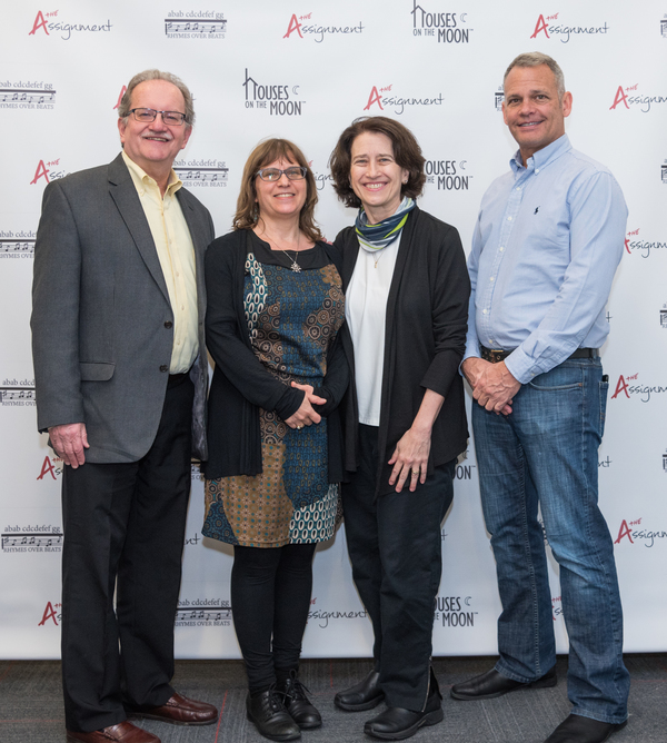 Jeffrey Rosentock, Amy Gottlieb, Jane Dubin, Mark Figel