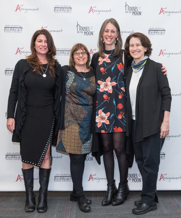 Emily Joy Weiner, Guest, R. Erin Craig, Jane Dubin Photo