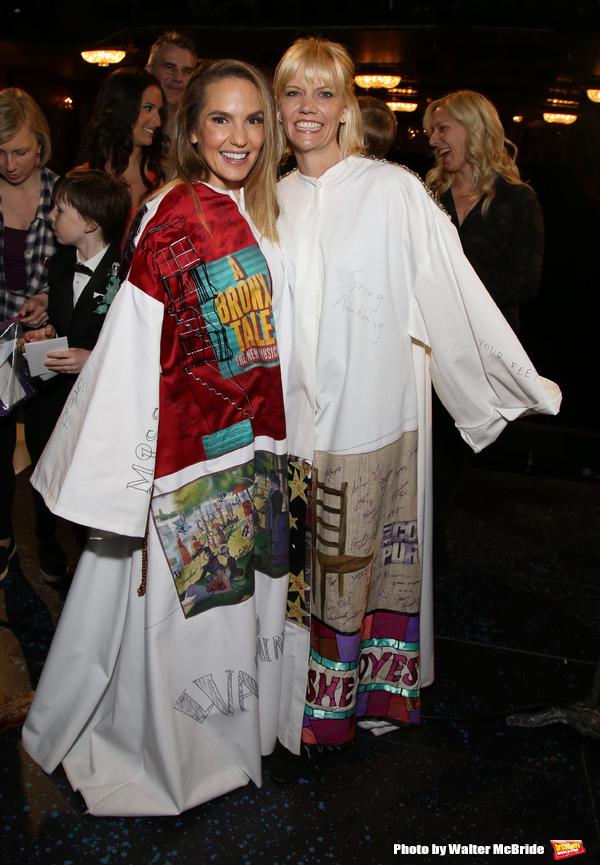 Katie Webber and Jennifer Foote