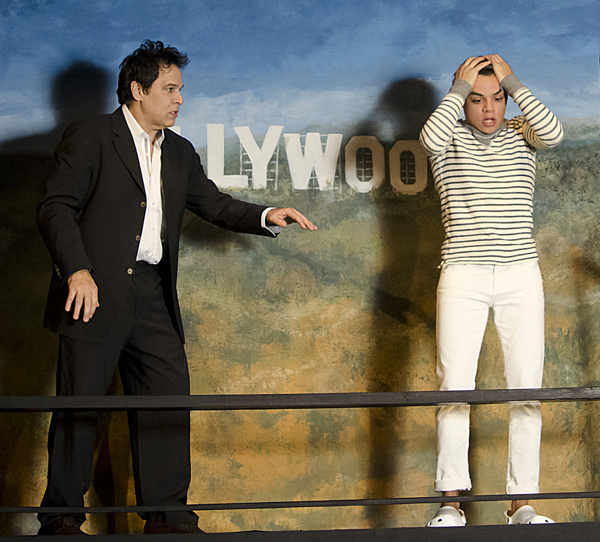 Photo Flash: First Look at WINK at Theater for the New City