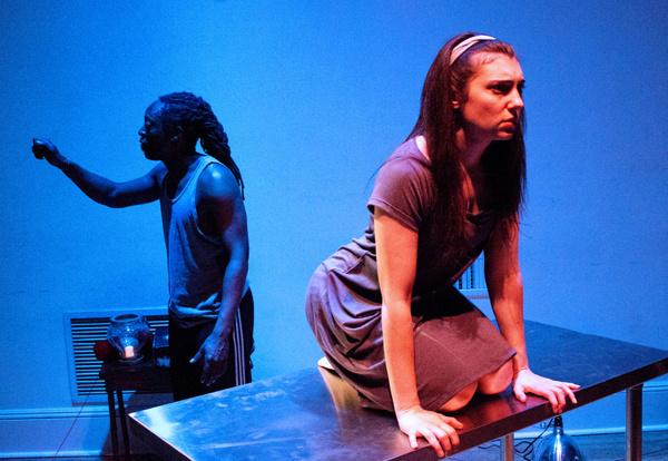 Kambi Gathesha and Elaine Ivy Harris