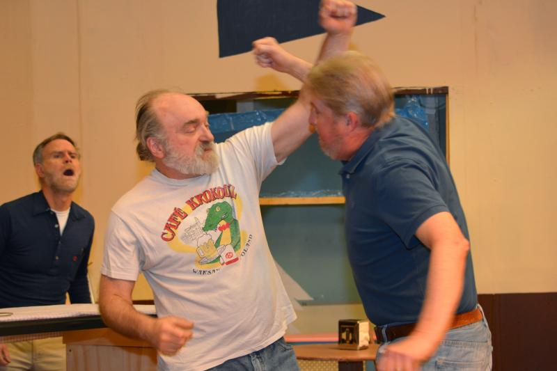 BWW Review: SUPERIOR DONUTS at Oyster Mill Playhouse