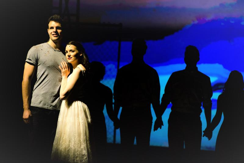 BWW Review: 'Dinner and a Show' - Media Theatre's WEST SIDE STORY and Tom's dim Sum