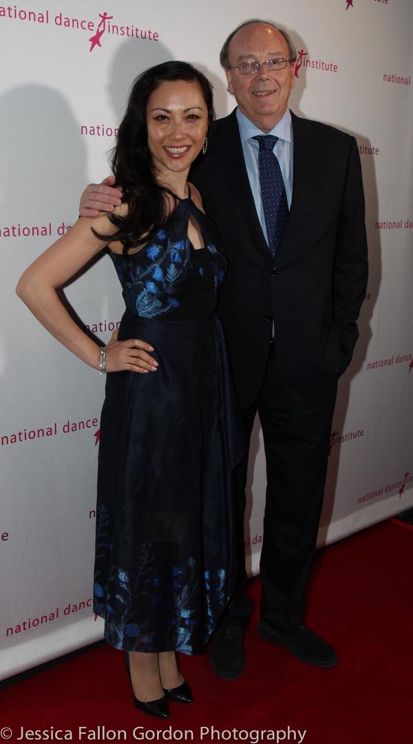 Allyson Tang and Thomas Wildmann