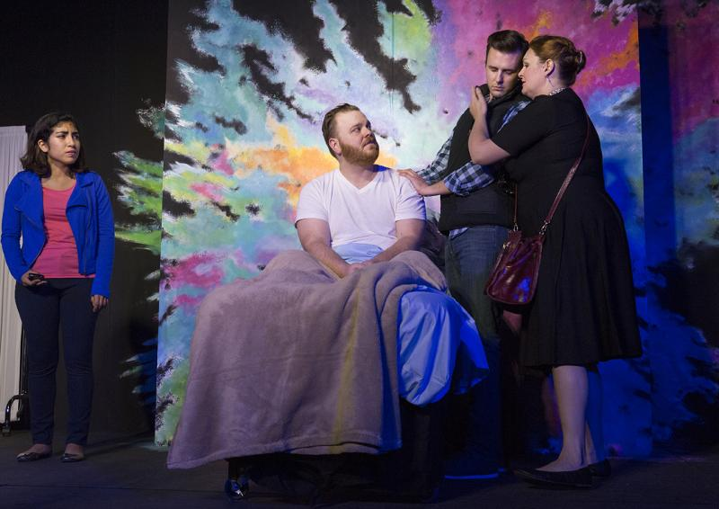 BWW Review: The 5 & Dime's A NEW BRAIN Exudes Heart And Music