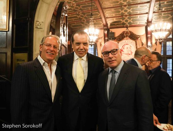Photo Coverage: Chazz Palminteri Tells Tales From Hollywood & The Bronx At The Friars Club