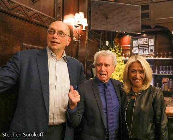 Kenny, Regis Philbin, Eda Sorokoff