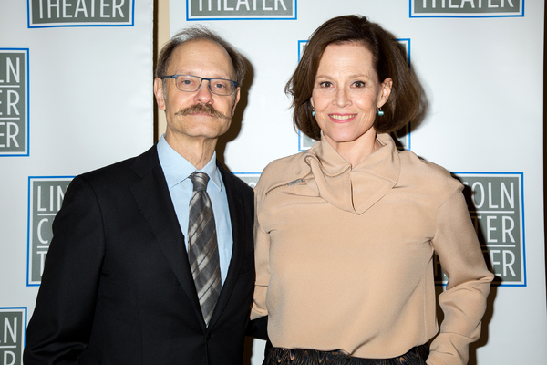 David Hyde Pierce, Sigourney Weaver