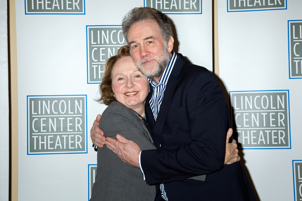 Kate Burton, Boyd Gaines