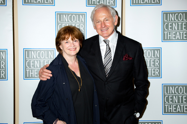 Blair Brown, Victor Garber