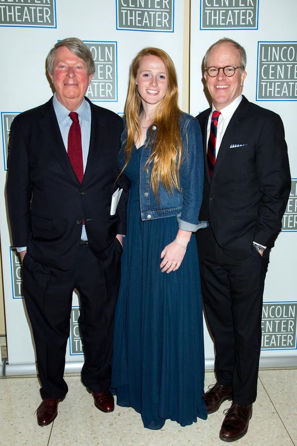 Andre Bishop, Katie Bishop-Manning, Peter Manning