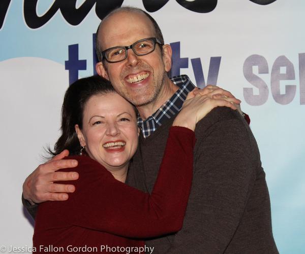 Jeanne Tinker and Jeff Blumenkrantz