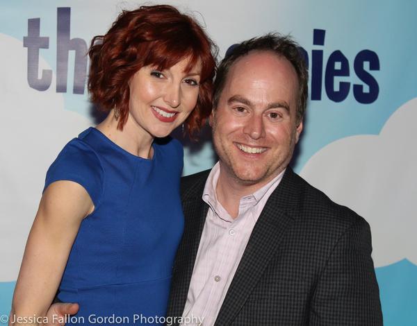 Erin Maguire and Jim Ferris