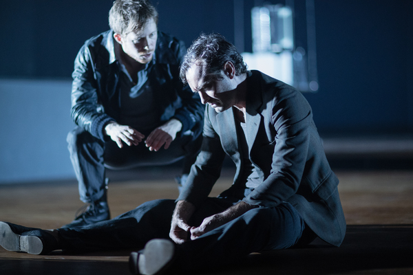 Robert de Hoog and Jude Law