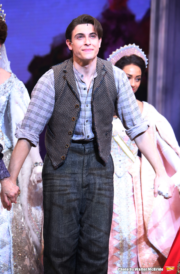 Photo Coverage: ANASTASIA Gets a Royal Welcome on Broadway- Inside the Opening Night Bows!