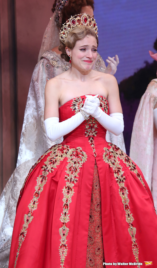 Photo Coverage: ANASTASIA Gets a Royal Welcome on Broadway ...