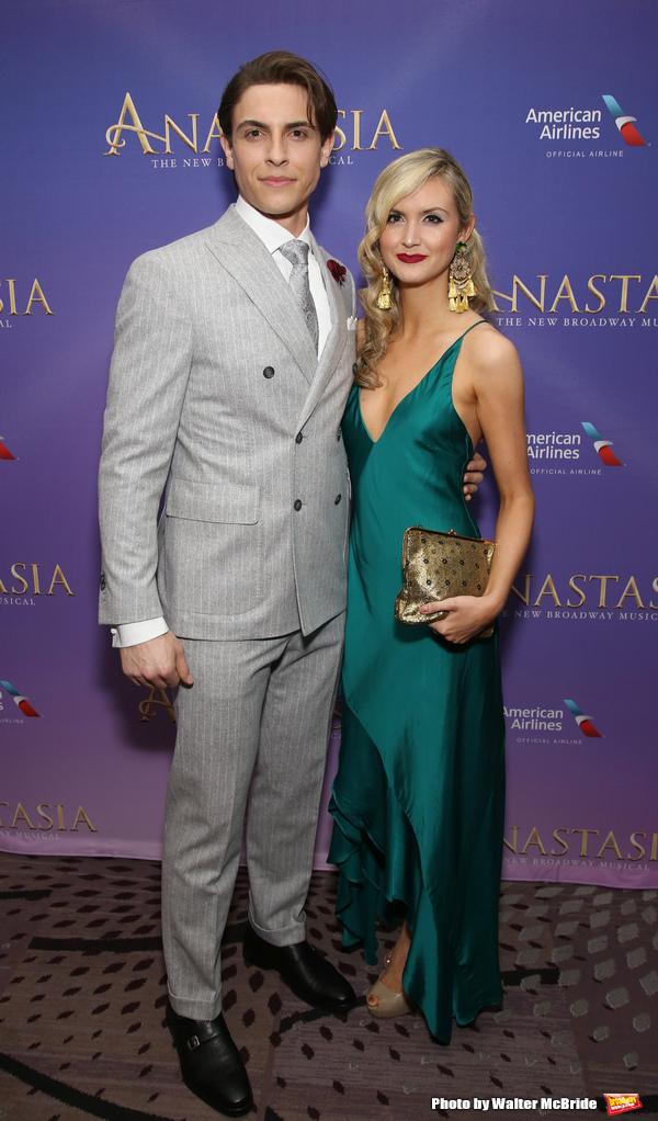 Derek Klena and Elycia Klena