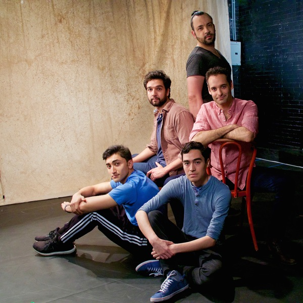 Photo Flash: Meet the Company of THE BOY WHO DANCED ON AIR at Abingdon