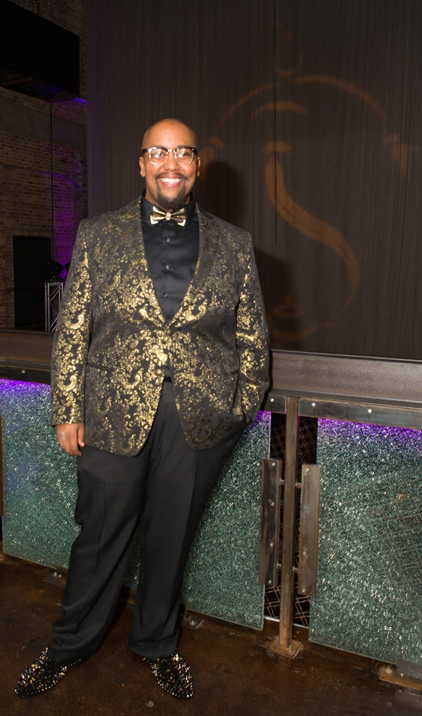 Photo Flash: Adam Jacobs, Anthony Murphy, Isabelle McCalla, Jonathan Weir and More Celebrate ALADDIN's Chicago Opening