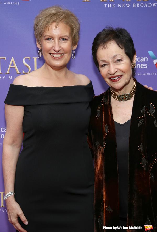 Liz Callaway and Lynn Ahrens
