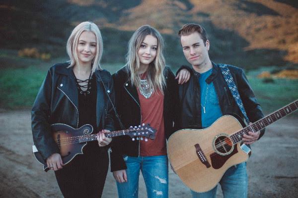 Nominated Country Trio Temecula Road Heads To Radio Disney