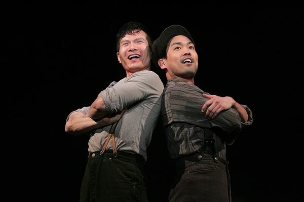 James Seol and Christopher Shin
