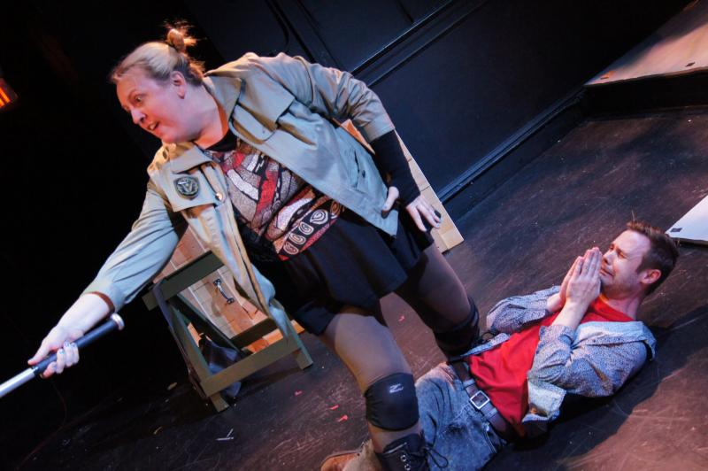 BWW Review: HENRY V at We Happy Few