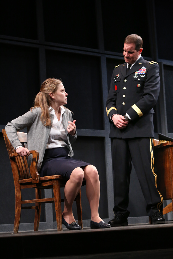 Photos: Geva Theatre Center presents the  World Premiere of OTHER THAN HONORABLE