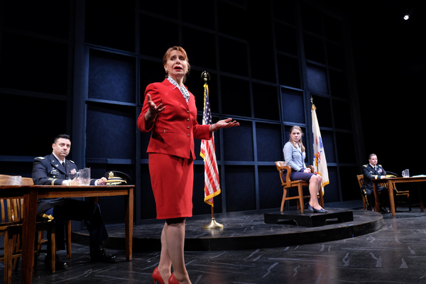 Photo Flash: Geva Theatre Center presents the  World Premiere of OTHER THAN HONORABLE