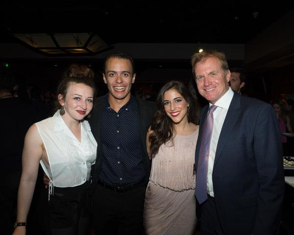 Danielle Kay, Joshua Rivera, Marlene Martinez, and Tom McCoy Photo