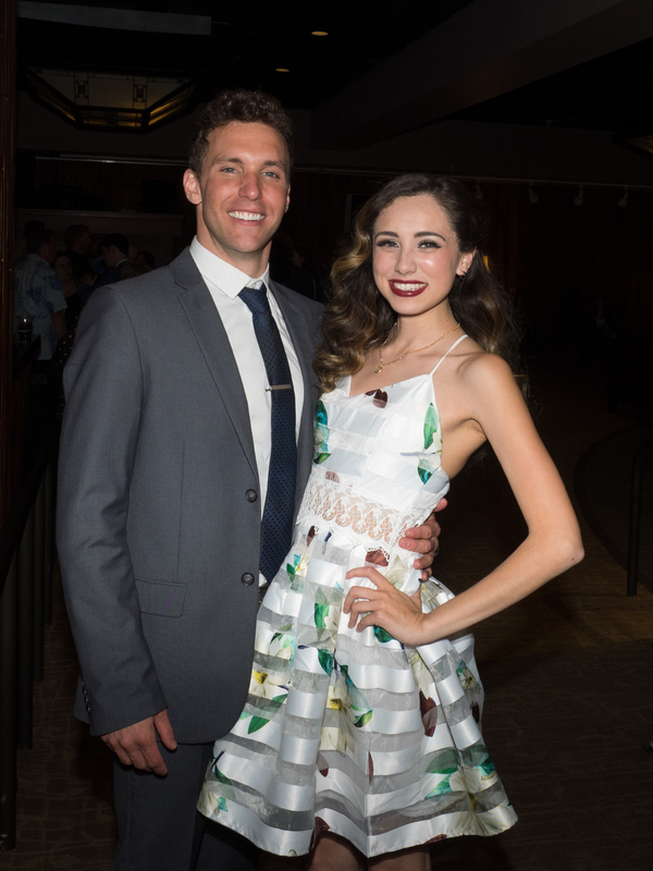 Eddie Egan and Ashley Marie
