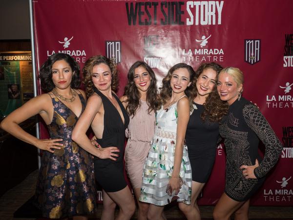Clarice Ordaz, April Josephine, Marlene Martinez, Ashley Marie, Natalie Iscovich, and Autumn Crockett Cooper
