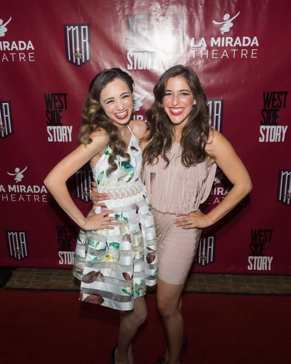 Ashley Marie and Marlene Martinez