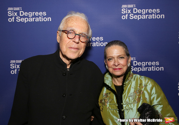 John Guare and Adele Chatfield-Taylor