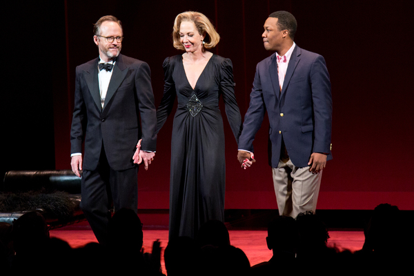 Photo Coverage: SIX DEGREES OF SEPARATION Company Takes Opening Night Bows!